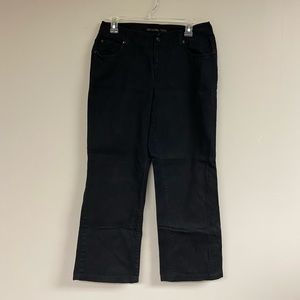 MK Black Wash Jeans